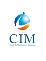 JUN_KATAOKAさんの「CIM(Catch the Web Internet Marketing)」のサービスロゴ作成への提案