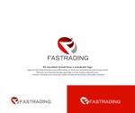 hope2017さんのネット通信販売会社のロゴ 「Fastrading  ファストレーディング株式会社」のロゴ作成への提案