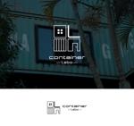 tokyodesignさんのコンテナを利用した建築物施工のコンテナラボ株式会社のロゴへの提案