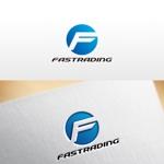 REVELAさんのネット通信販売会社のロゴ 「Fastrading  ファストレーディング株式会社」のロゴ作成への提案