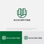 drkigawaさんの不動産・設計業「株式会社東和不動産一級建築士事務所」のロゴへの提案