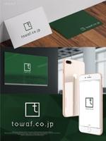 maharo77さんの不動産・設計業「株式会社東和不動産一級建築士事務所」のロゴへの提案