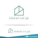 nekosuさんの不動産・設計業「株式会社東和不動産一級建築士事務所」のロゴへの提案