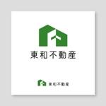 samasaさんの不動産・設計業「株式会社東和不動産一級建築士事務所」のロゴへの提案