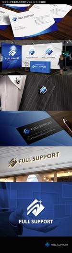 kinryuzanさんの税理士法人を運営する本社ロゴへの提案