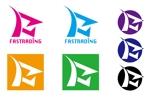homuzu0913さんのネット通信販売会社のロゴ 「Fastrading  ファストレーディング株式会社」のロゴ作成への提案