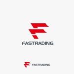rgm_mさんのネット通信販売会社のロゴ 「Fastrading  ファストレーディング株式会社」のロゴ作成への提案