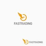 atomgraさんのネット通信販売会社のロゴ 「Fastrading  ファストレーディング株式会社」のロゴ作成への提案