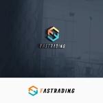 fujiseyooさんのネット通信販売会社のロゴ 「Fastrading  ファストレーディング株式会社」のロゴ作成への提案