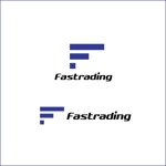queuecatさんのネット通信販売会社のロゴ 「Fastrading  ファストレーディング株式会社」のロゴ作成への提案