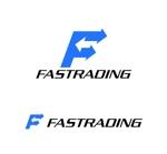 MacMagicianさんのネット通信販売会社のロゴ 「Fastrading  ファストレーディング株式会社」のロゴ作成への提案