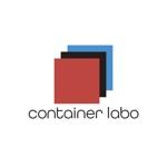 sand-designさんのコンテナを利用した建築物施工のコンテナラボ株式会社のロゴへの提案