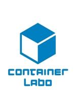 revisiondwさんのコンテナを利用した建築物施工のコンテナラボ株式会社のロゴへの提案
