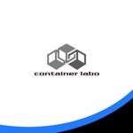 ark-mediaさんのコンテナを利用した建築物施工のコンテナラボ株式会社のロゴへの提案