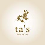 nakagawakさんの「ta's」のロゴ作成への提案
