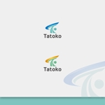 tomotinさんの「株式会社Tatoko」の会社ロゴへの提案