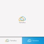 weborgさんの「株式会社Tatoko」の会社ロゴへの提案