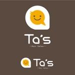 weeskiagogoさんの「ta's」のロゴ作成への提案