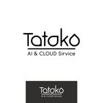 holy245さんの「株式会社Tatoko」の会社ロゴへの提案