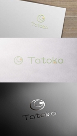 zeross_designさんの「株式会社Tatoko」の会社ロゴへの提案