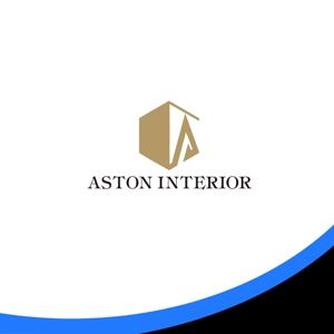 ark-mediaさんの輸入高級家具・アンティーク家具販売店のロゴへの提案