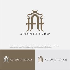 drkigawaさんの輸入高級家具・アンティーク家具販売店のロゴへの提案