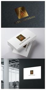 moguaiさんの輸入高級家具・アンティーク家具販売店のロゴへの提案