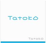 kR-designさんの「株式会社Tatoko」の会社ロゴへの提案