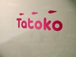 fineheartsさんの「株式会社Tatoko」の会社ロゴへの提案