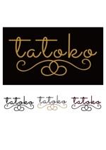 yukinko-ptahさんの「株式会社Tatoko」の会社ロゴへの提案