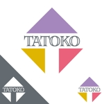 shimo1960さんの「株式会社Tatoko」の会社ロゴへの提案