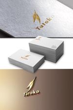 ldz530607さんの「株式会社Tatoko」の会社ロゴへの提案
