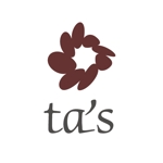 it_tadさんの「ta's」のロゴ作成への提案