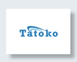 zen634さんの「株式会社Tatoko」の会社ロゴへの提案