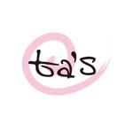 Doing1248さんの「ta's」のロゴ作成への提案