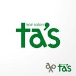 sa_akutsuさんの「ta's」のロゴ作成への提案