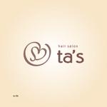 kanmaiさんの「ta's」のロゴ作成への提案