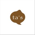 aluntryさんの「ta's」のロゴ作成への提案