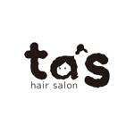 saobitさんの「ta's」のロゴ作成への提案