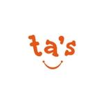 syakeさんの「ta's」のロゴ作成への提案