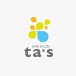 rgm_mさんの「ta's」のロゴ作成への提案