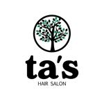 kayukayuさんの「ta's」のロゴ作成への提案