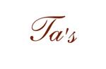 acveさんの「ta's」のロゴ作成への提案