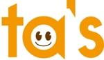koboremixさんの「ta's」のロゴ作成への提案
