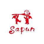 nocco_555さんの「Sapun もしくは平仮名で さぷん」のロゴ作成への提案