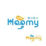 emdoさんの不動産ポータルサイト運営会社「Hoomy」のロゴへの提案