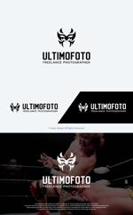 take5-designさんのフリーカメラマンのWEB&名刺用ロゴへの提案