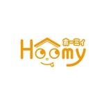 asuoasuoさんの不動産ポータルサイト運営会社「Hoomy」のロゴへの提案
