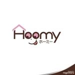 rogomaruさんの不動産ポータルサイト運営会社「Hoomy」のロゴへの提案