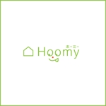 queuecatさんの不動産ポータルサイト運営会社「Hoomy」のロゴへの提案